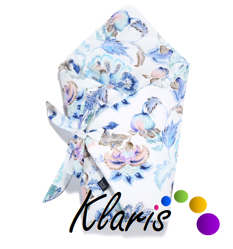 442062ceb La Millou - Luxusní zavinovačka Iris Sorbet | Klaris-shop hračky