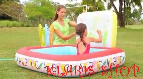 Dětské nafukovací bazénky